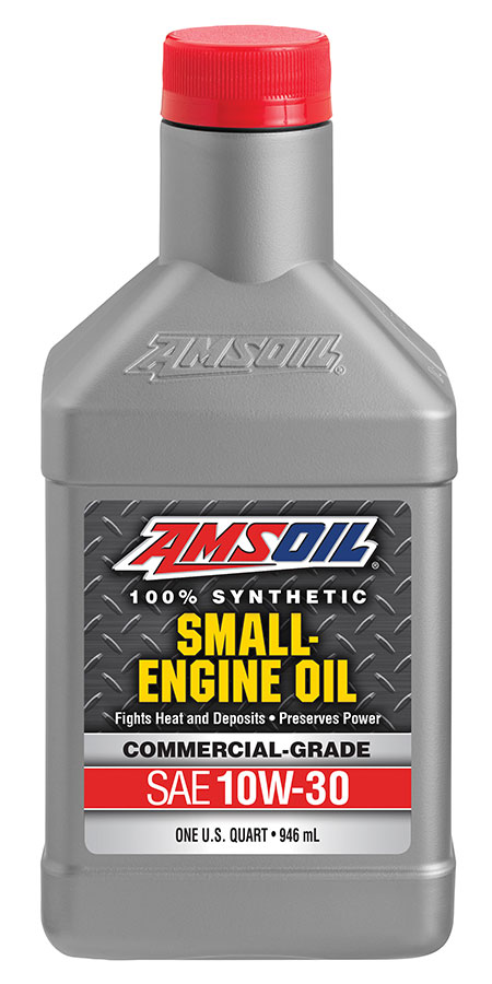 Amsoil Formula 4 Stroke 10w 30 Sae 30 Synthetic Small Engine Oil Ase