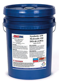 AMSOIL Synthetic Anti-Wear Hydraulic Oil - ISO 46 (AWI)