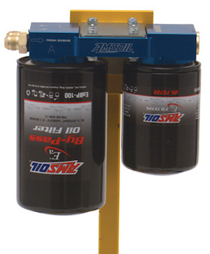 AMSOIL BMK-18 Marine Dual Remote Filtration System