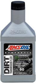 AMSOIL Synthetic Dirt Bike Transmission Fluid (DBTF)