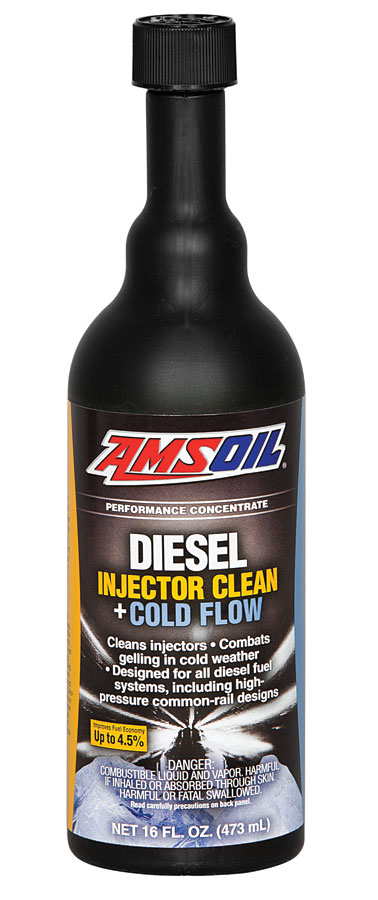 AMSOIL Diesel Injector Clean + Cold Flow (DFC)