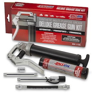 AMSOIL Deluxe Grease Gun Kit