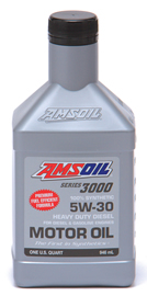 AMSOIL  5W-30 Series 3000 Heavy-Duty Diesel Oil (HDD) Synthetic 5W30