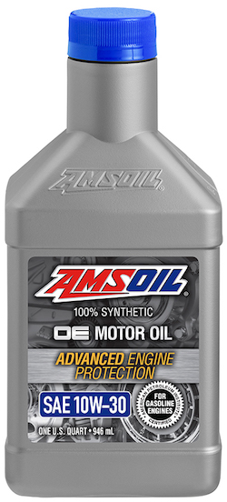 AMSOIL OE 10W-30 Synthetic Motor Oil (OET)