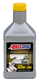 AMSOIL Z-ROD 10W-30 Synthetic Motor Oil (ZRT)