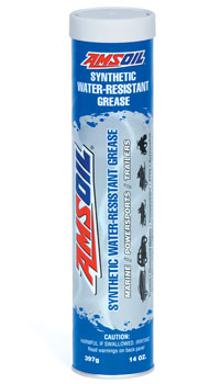 AMSOIL Synthetic Water Resistant Grease NLGI#2 (GWR)