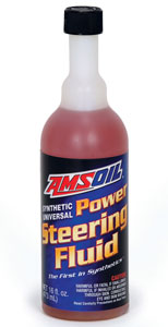 AMSOIL Multi-Vehicle Synthetic Power Steering Fluid (PSF)