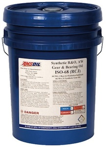 AMSOIL RC Series R&O/AW Gear and Bearing Oils
