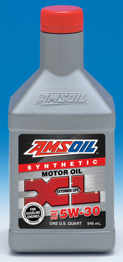 Amsoil 5w 30 synthetic motor oil xlf for 5 30 motor oil